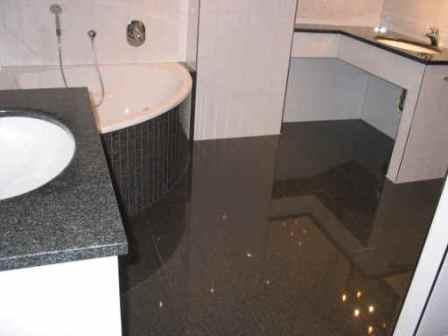 Tegels graniet natuursteen marmer nero afrika gepolijst badkamer vloer natuursteen vloeren - Badkamer vloer ...